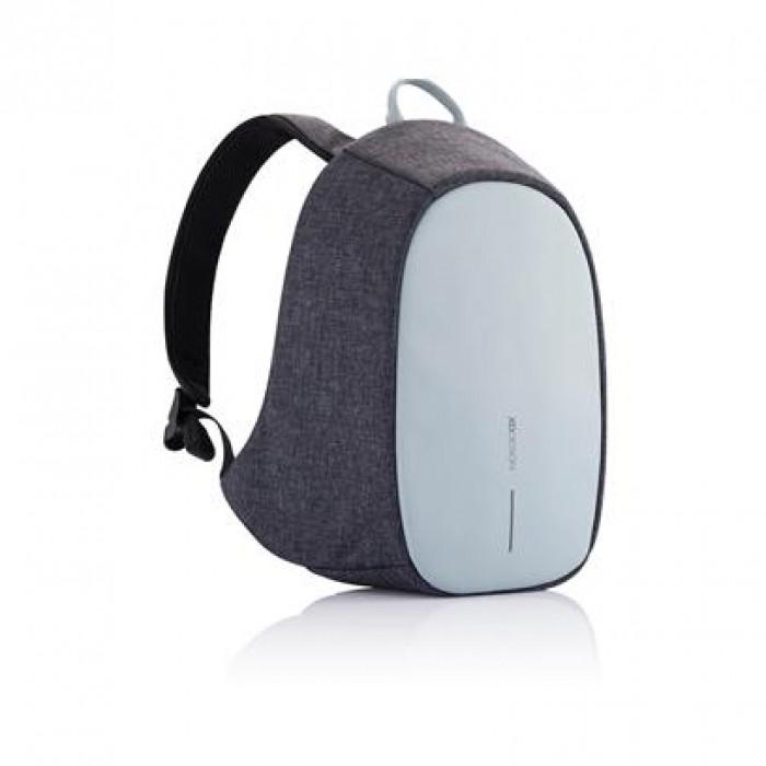 Рюкзак Bobby Cathy анти-вор с тревожной кнопкой, голубой