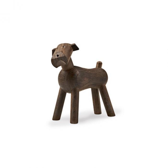 Деревянная игрушка собачка Tim