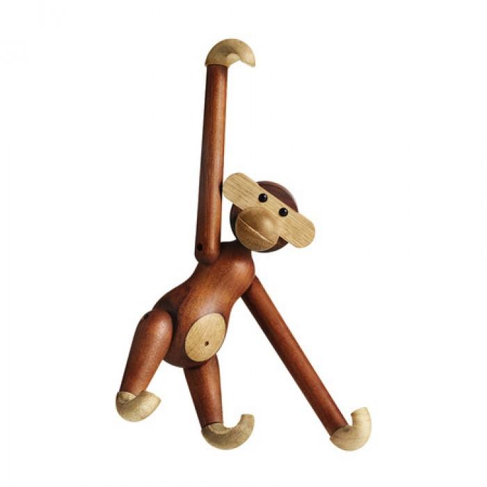 Деревянная игрушка - Обезьяна