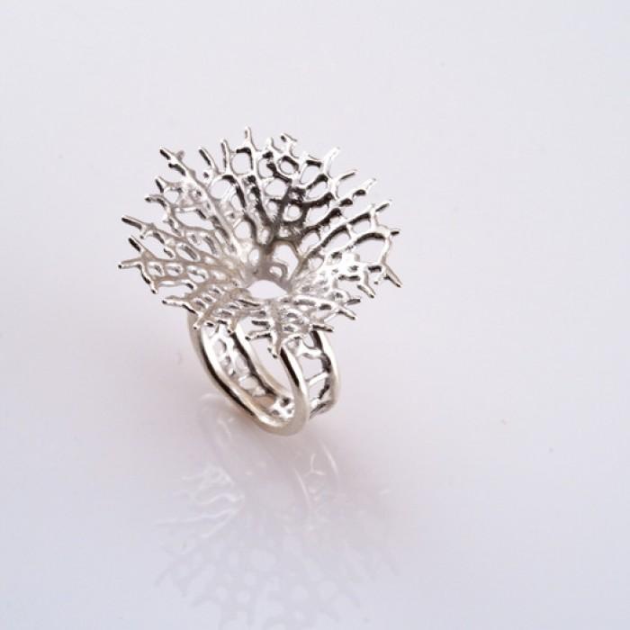 Кольцо - HYPNAE (серебро)
