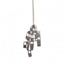 Ожерелье - Серебро BM02