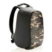 Рюкзак Bobby  Compact Camouflage, зеленый