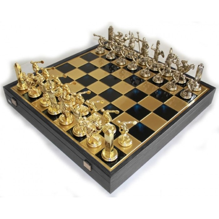 Шахматы MANOPOULOS BLUE