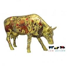 Статуэтка корова THE GOLDEN BYZANTINE
