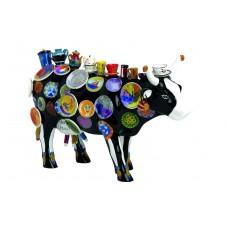 Статуэтка корова MOO POTTER