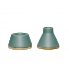 Подсвечник  TEALIGHT CANDLESTICK GREEN