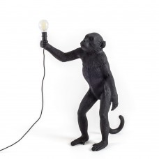 "Светильник "" Monkey Black Standing"""