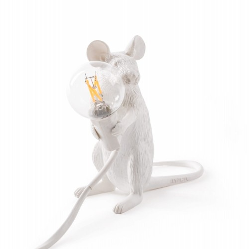 """Светильник """"Mouse Lamp Sitting"""""""