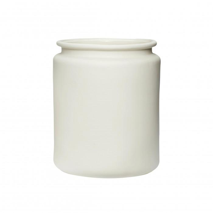 Горшок для цветов WHITE LARGE