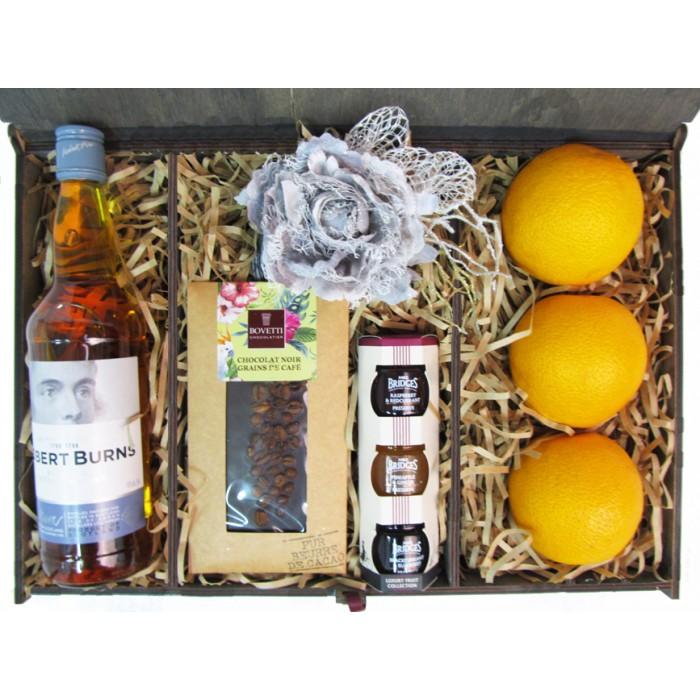 Подарочный набор Orange and Whiskey